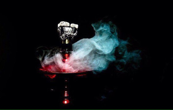 Enjoying Hookah at Home